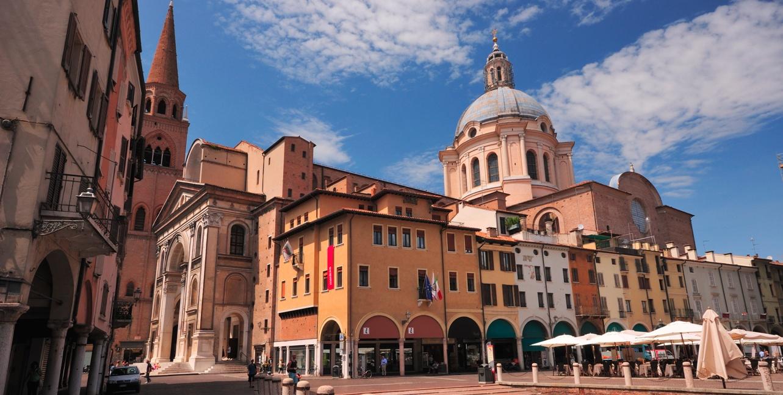 Mantova, view