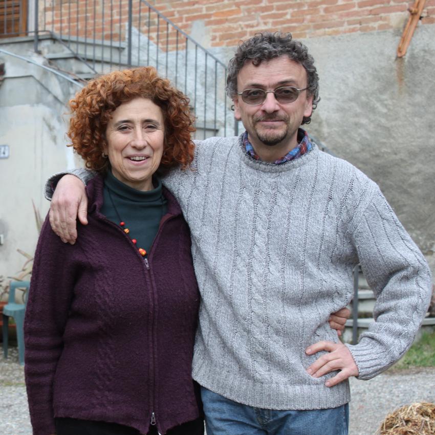Bruno e Marilena
