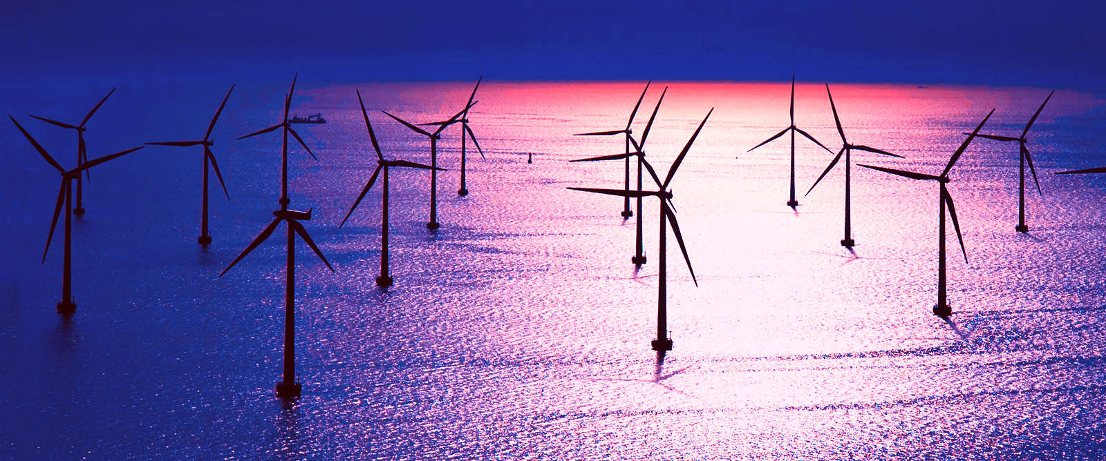 Denmark and monopoly of the wind energy