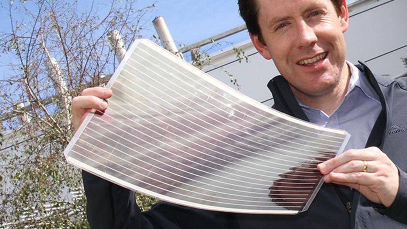 The revolution of the printable solar panels, an australian study shows that they can provide about 1.3 billion people