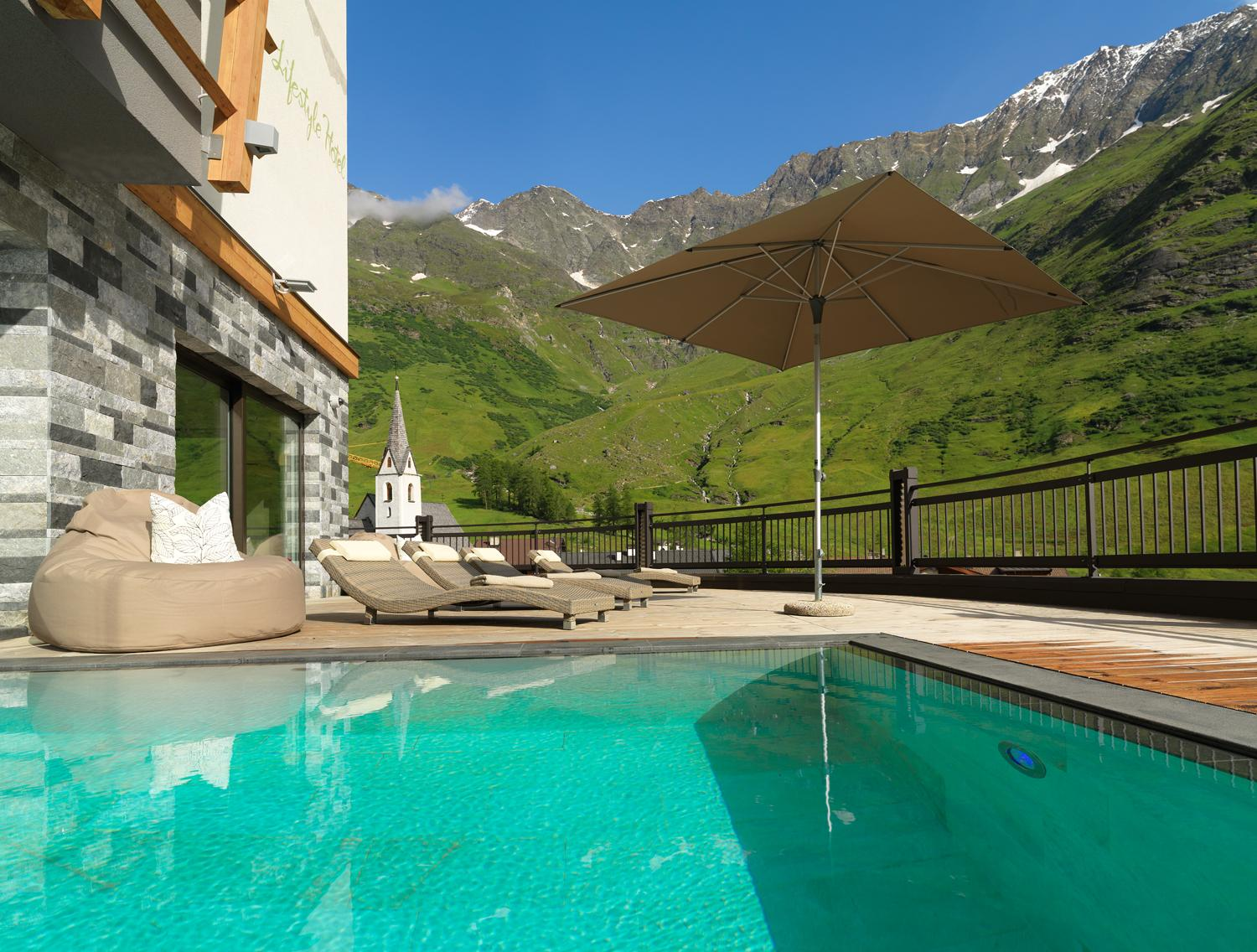 Hotel Pfeldererhof in Plan, Passeiertal, South Tyrol