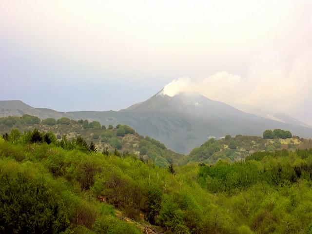 Etna, volcano