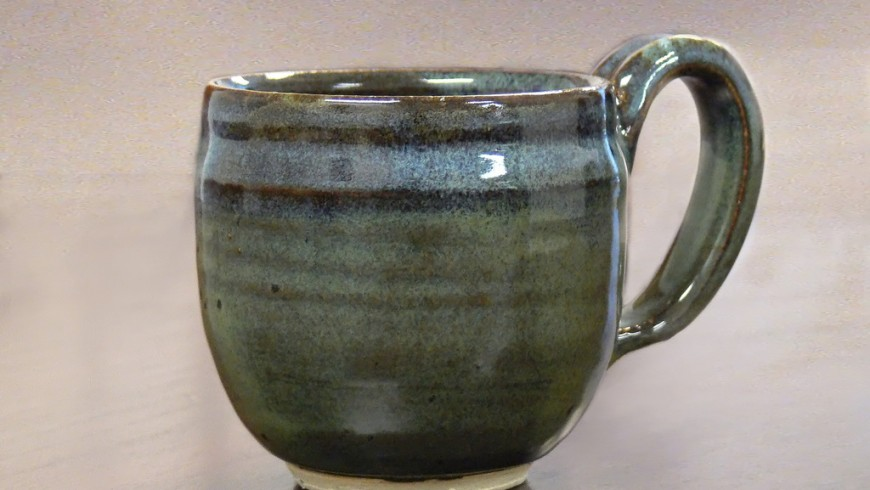 Ceramic cup, photo by DWinton, via Flickr