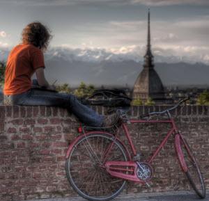Bike Turin by Andrea Mucelli va Flick