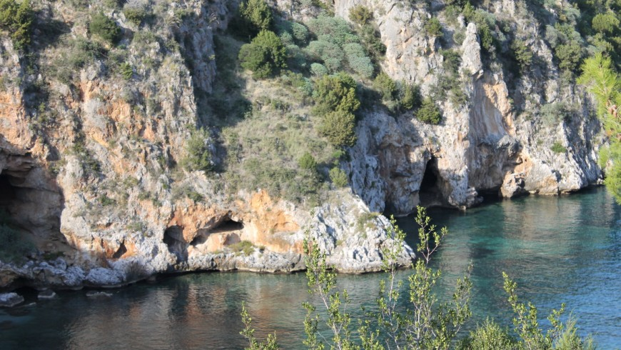 caves of Cilento
