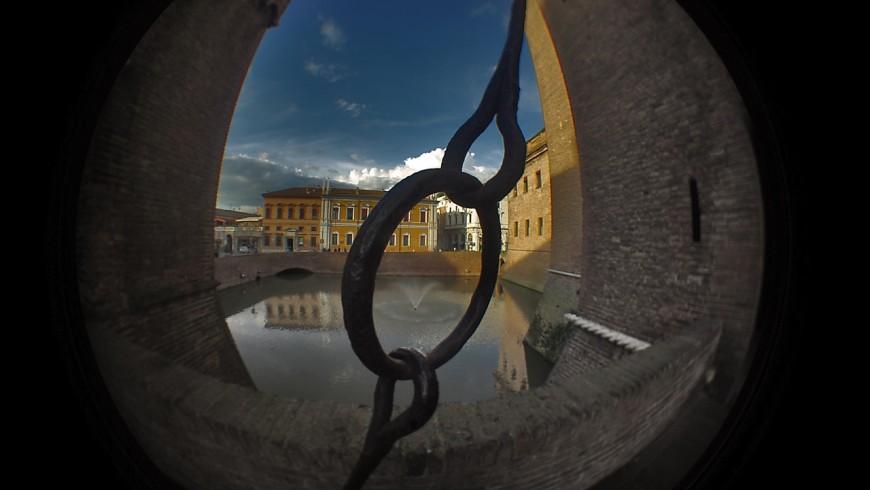 Castello Estense, by Mazzaq-Mauro Mazzacurati