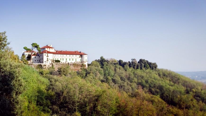 Masino Castle, near Turin, ph. by Kimpton