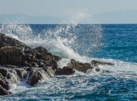 Erchie beach