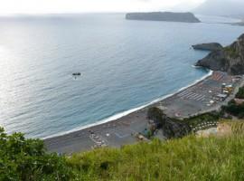 The San Nicola beach