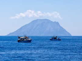 Alicudi island