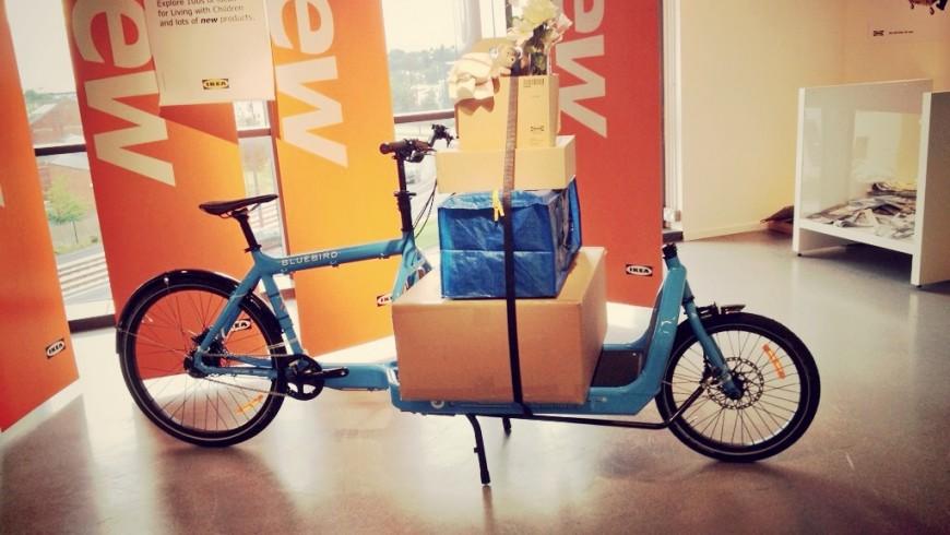 Cargobike Ikea Hamburg