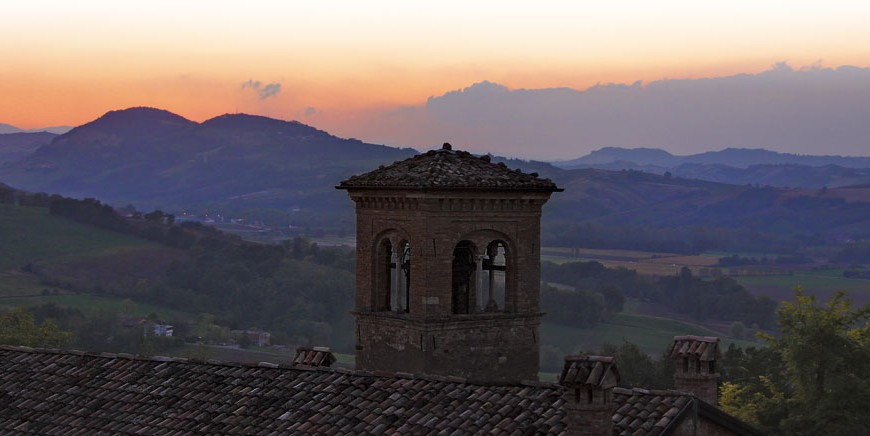 Halloween vacations in a old Italian Castle