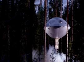 The UFO room