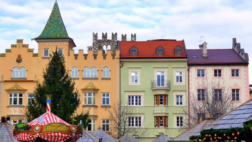 Bolzano green city