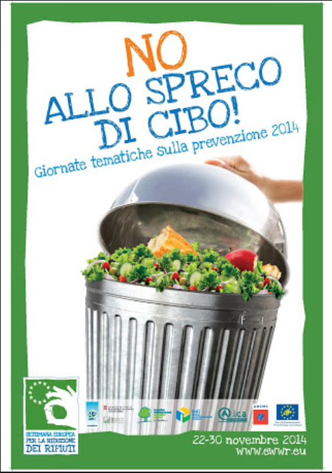 European Week of Waste Reduction SERR 2014