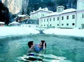 Pré Saint Didier Valle D'Aosta hot springs