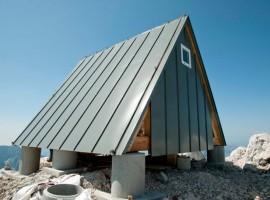 Hut Luca Vuerich, Friuli Venezia Giulia