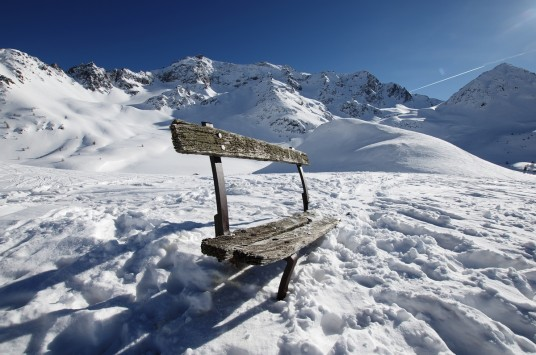 The Bench by [Jean-Baptiste] via Flickr