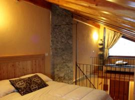 A chalet's room in Sagna Rotonda
