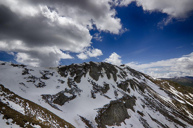 Alpe di Succiso, near Cerreto Alpi, Apennines near Reggio Emilia, Italy