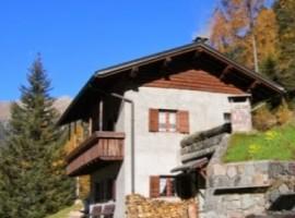 Baita Knopnbolt Hött, Lagorai, Trentino, Italy