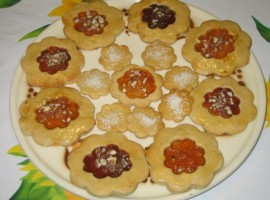 Vegan cupcakes, eco B&B Il Melograno Nano