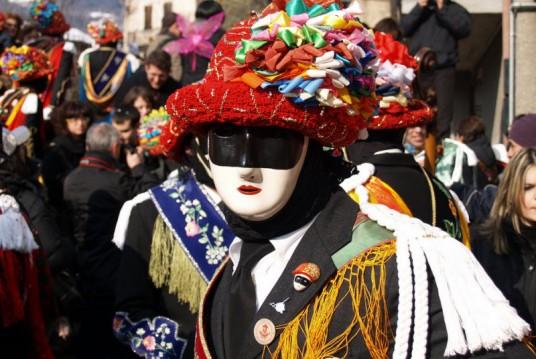 Bagolino mask