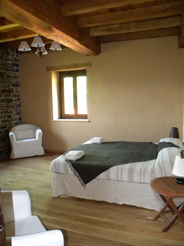 Room, Vegan Agritourism Borgo di Tara, Parma province, Italy