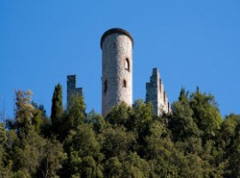 The Rocca tower