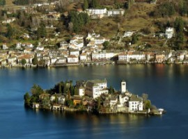 Island San Giulio