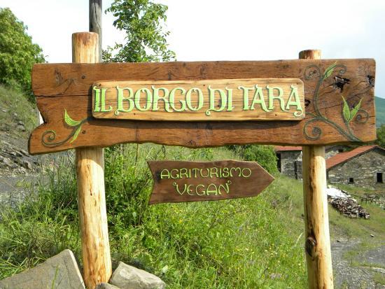 Vegan farm house Borgo di Tara, Borgotaro, Parma, Italy