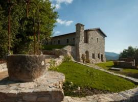 The Eremito Hotelito del Alma (Orvieto, TR) from outside