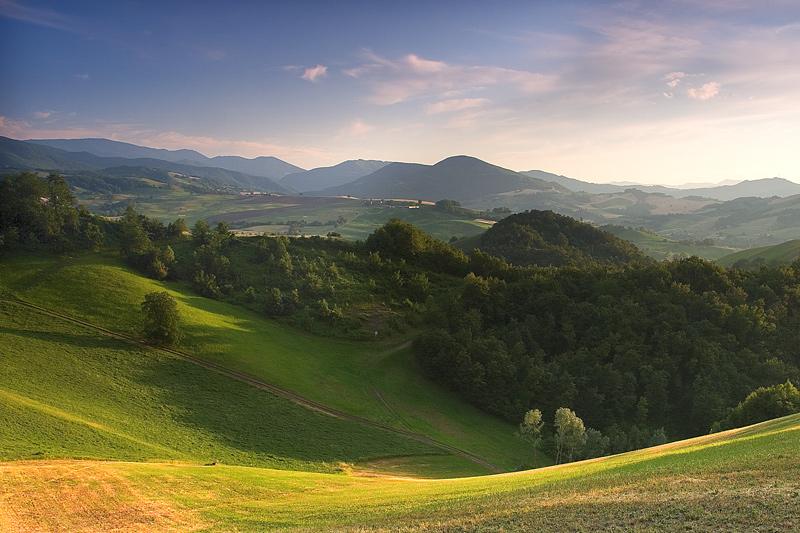 Parma Hills, Emilia Romagna, Italy