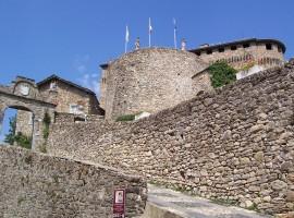 Compiano Castle, Parmesan Apennines