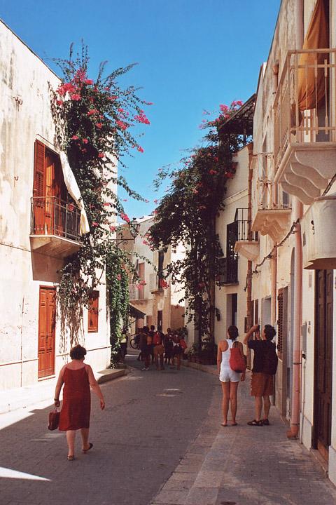 Street of Marettimo