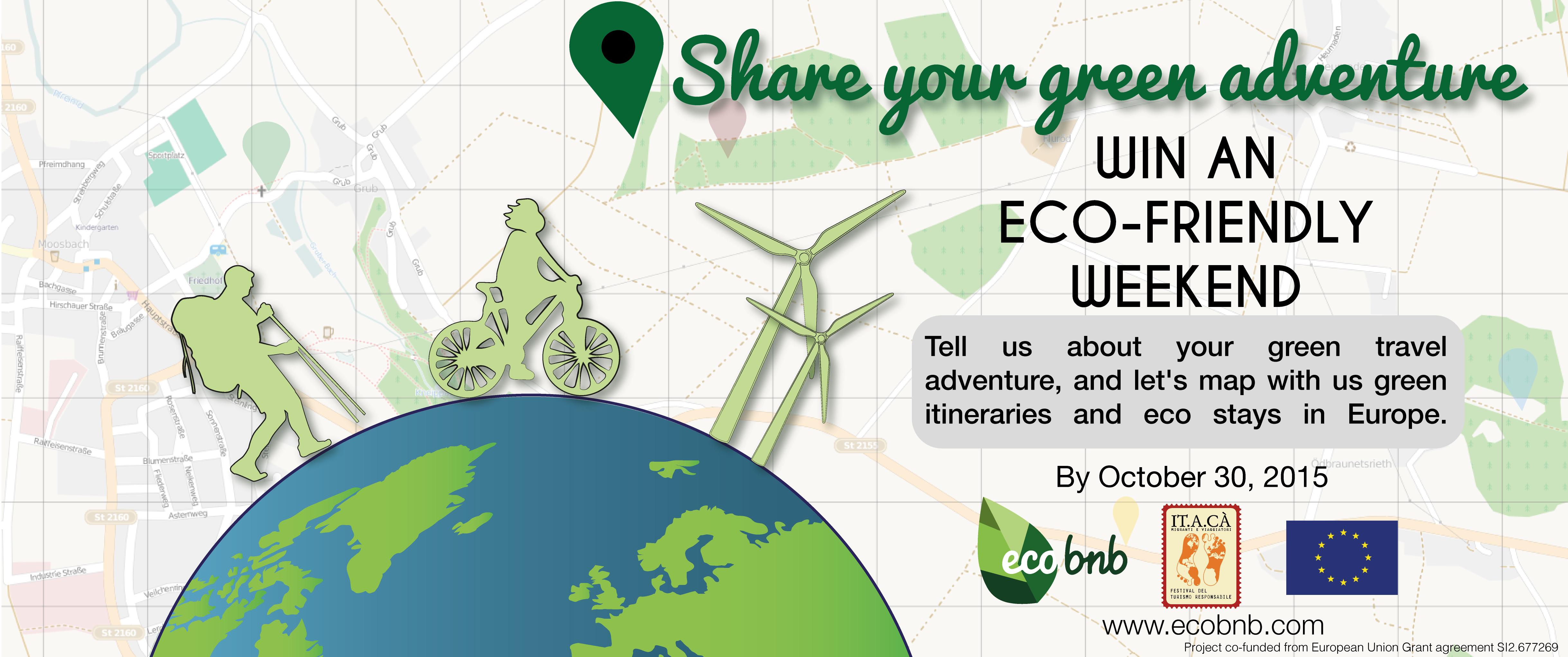 Delite svoje Green Adventure - Online Contest