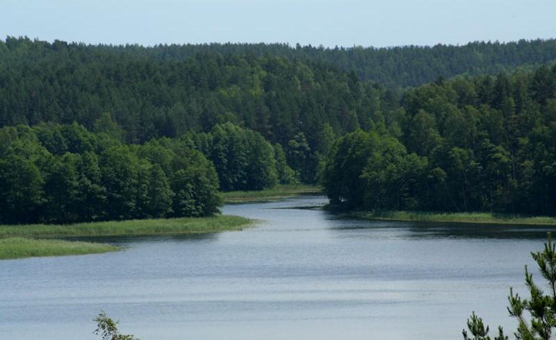 Aukstaitijos National Park, Lithuania