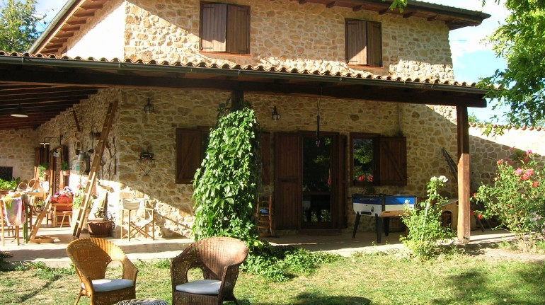 Casale Le Crete Organic Guesthouse, Abruzzo