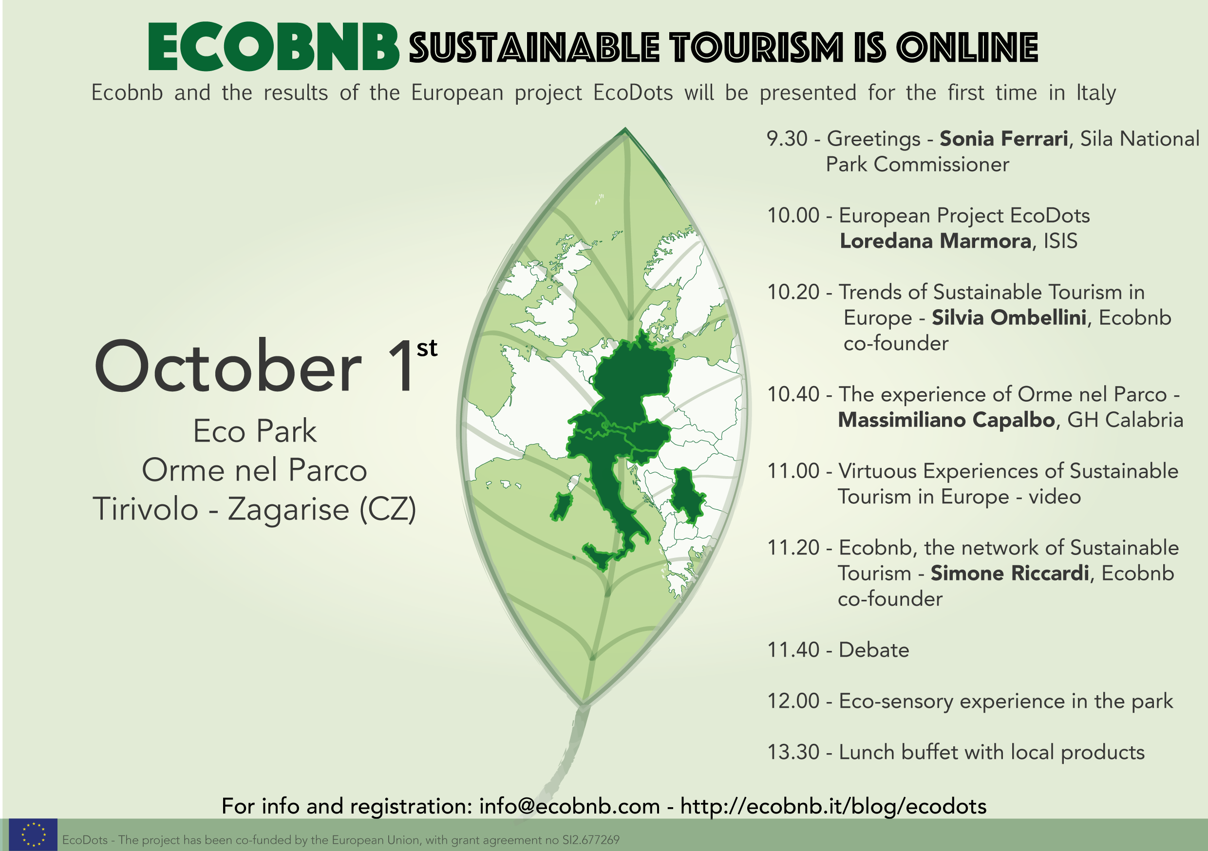 EcoDots Final Conference