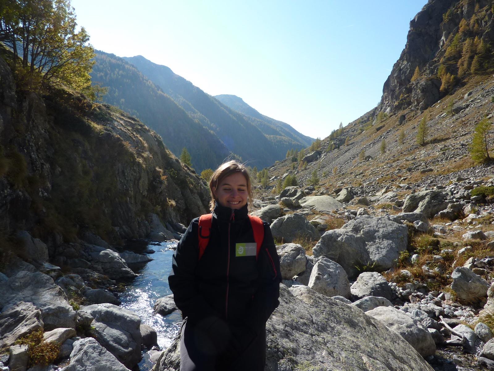 Florence COUZINET BAUDEMONT Chargée de projet écotourisme
