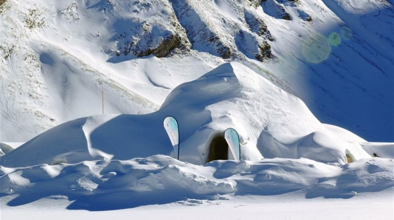 Igloo Village Andorra