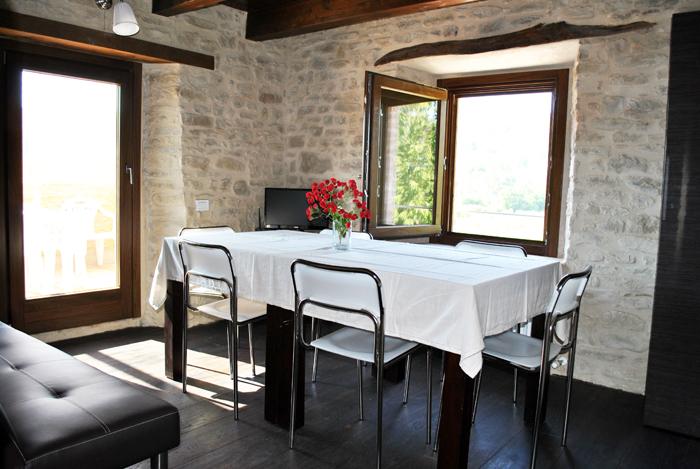 Farmhouse La Curtis, Marche, Italy