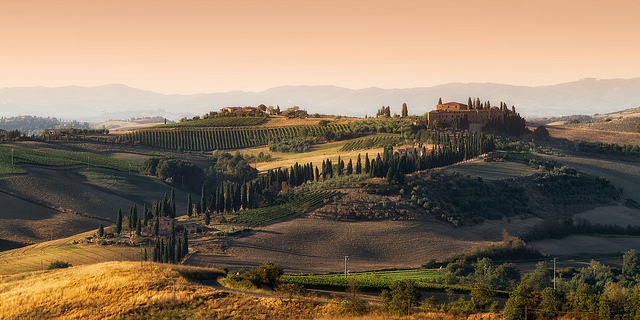Orcia Valley
