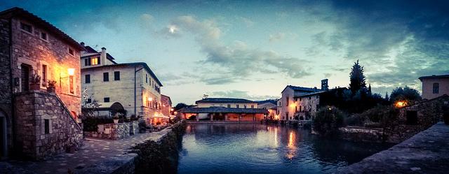 San Bagno Vignoni