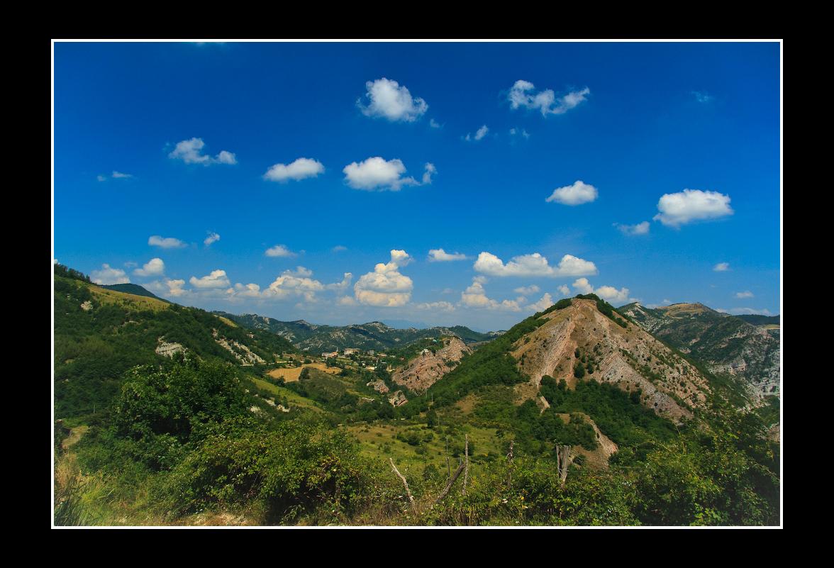 Nerone Mountain