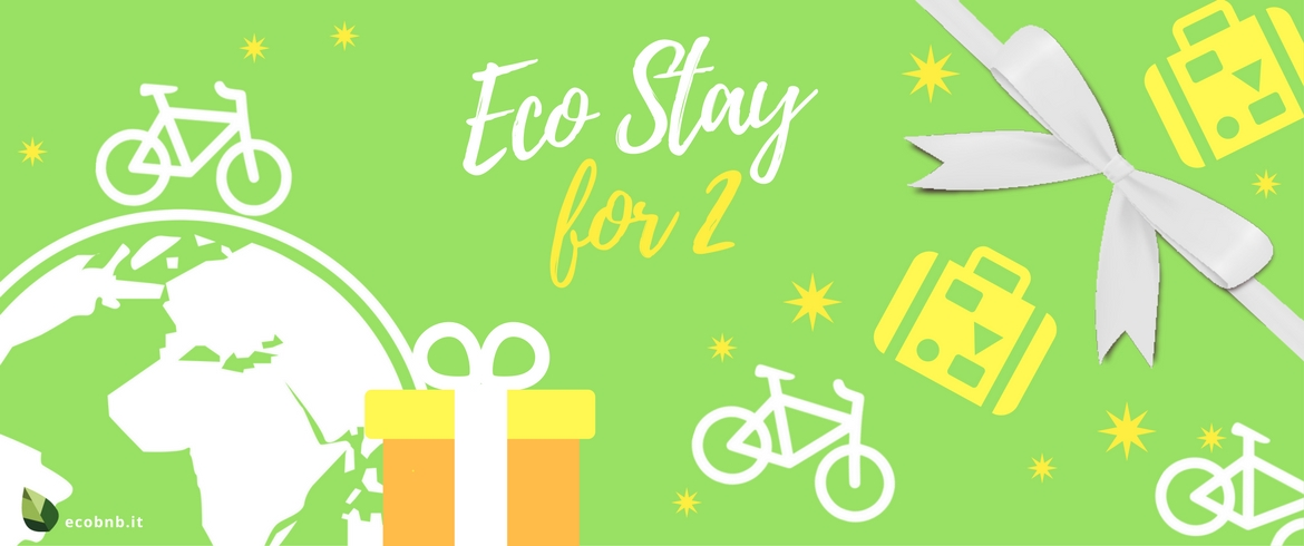 Eco-friendly overnight-stay for two persons