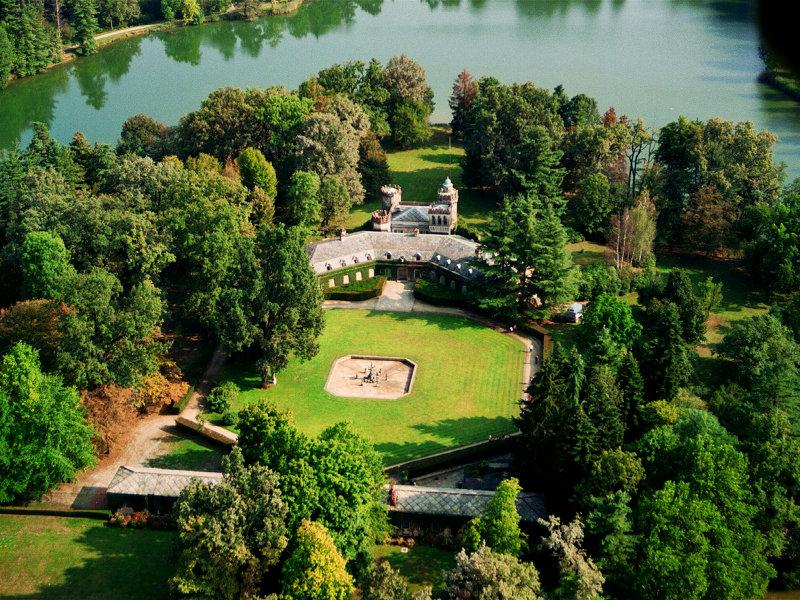 Natural Park La Mandria
