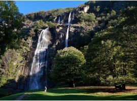 Acquaragia Waterfalls