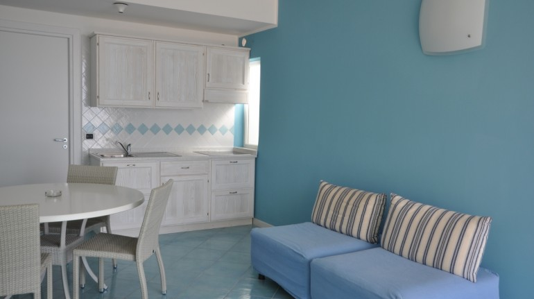 Kitchenette of Residence Ancora