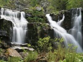 Dardagna Falls